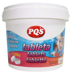 Cloro Tableta 200 gr